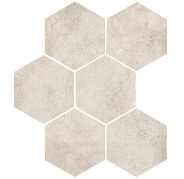 Гранитогрес Clays Esagone Cotton 21x18.2