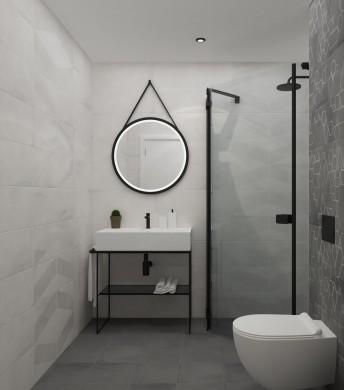 Плочки за баня Kent 25х75