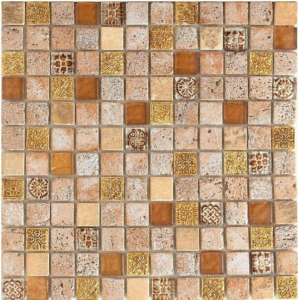 Стъклокерамична мозайка Imperium Gold