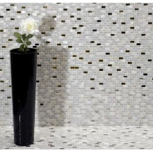 Стъклокерамична мозайка Nacar Nieve