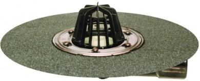 Воронка-малка за плоски покриви с битумен маншет HL 80.3H