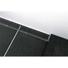 Линеен сифон модел LINUS за вграждане на плочка комплект - 80 cm