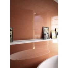 Плочки за баня Colourline Ivory/Orange 22x66.2