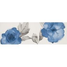 Декор Colourline Decoro Fiore White/Blue