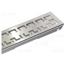 Линеен сифон с решетка QUADRATUM - 1000mm